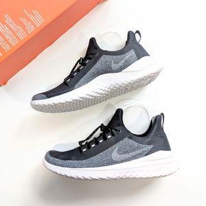 Nike Renew Rival Shield Black/Metallic Silver